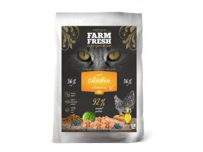 Farm Fresh Cat adult chicken and blueberries
