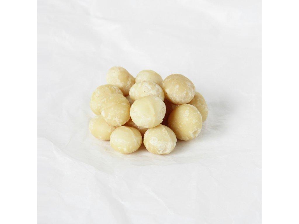 Makadamové ořechy přírodní