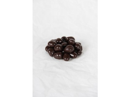 Brusinky v hořké belgické čokoládě