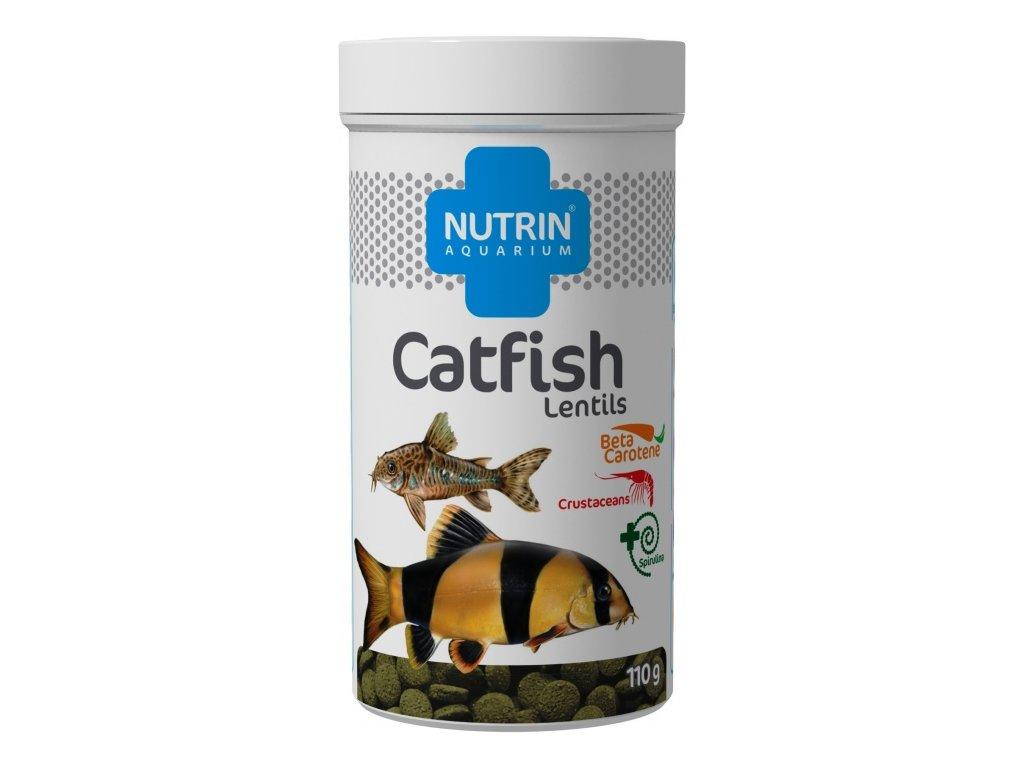 Nutrin Aquarium Catfish Lentils110g