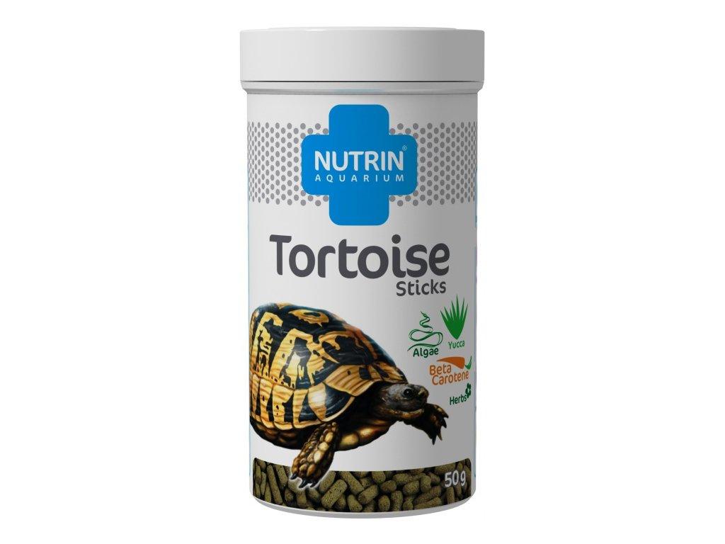 Nutrin Aquarium Tortoise Sticks50g