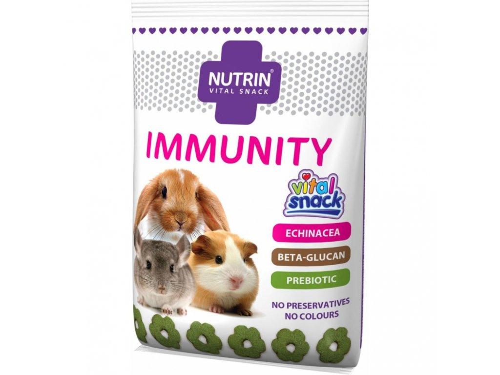 Nutrin imunity