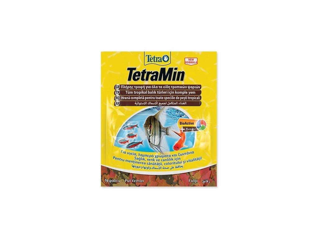 Tetra Min vločky3