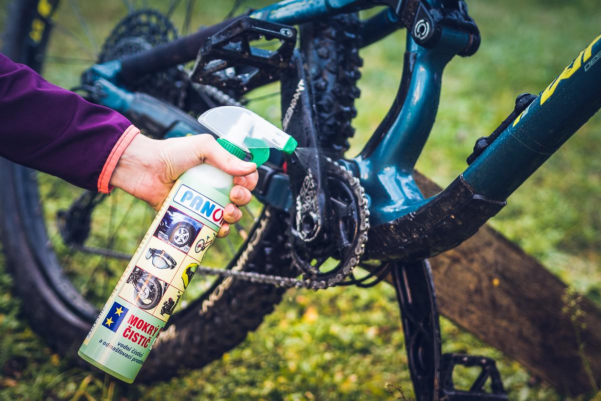 Jak očistit kolo