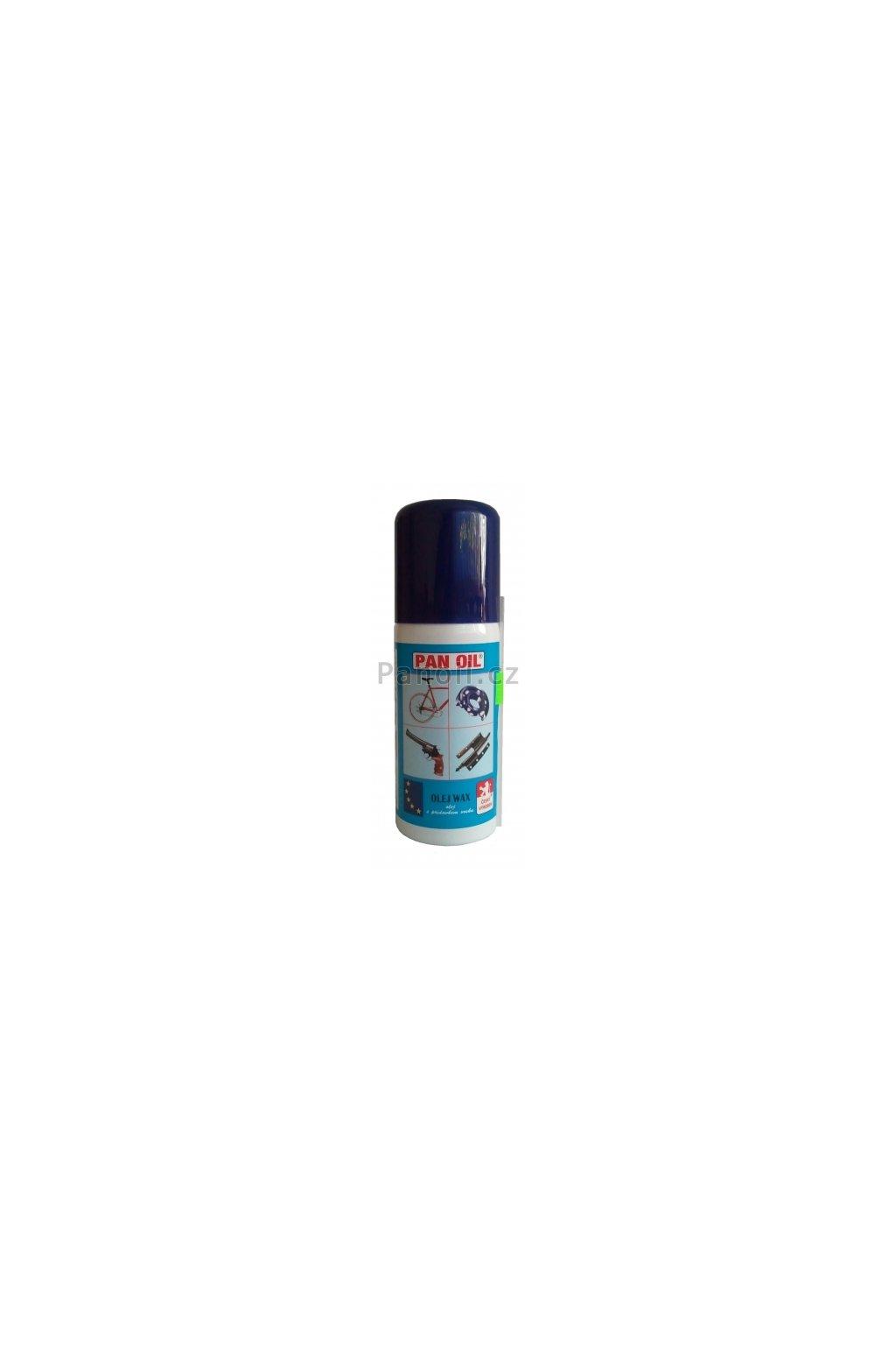 Olej WAX 80 ml, rozprašovač s trubičkou