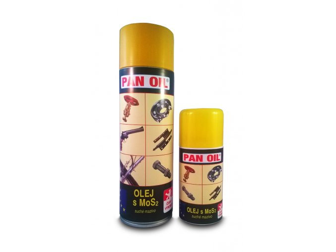 Olej s MOS2