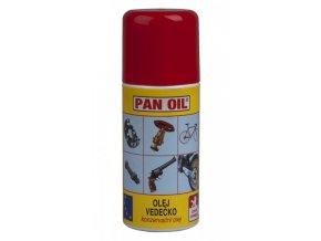 PAN OIL Olej vedečko
