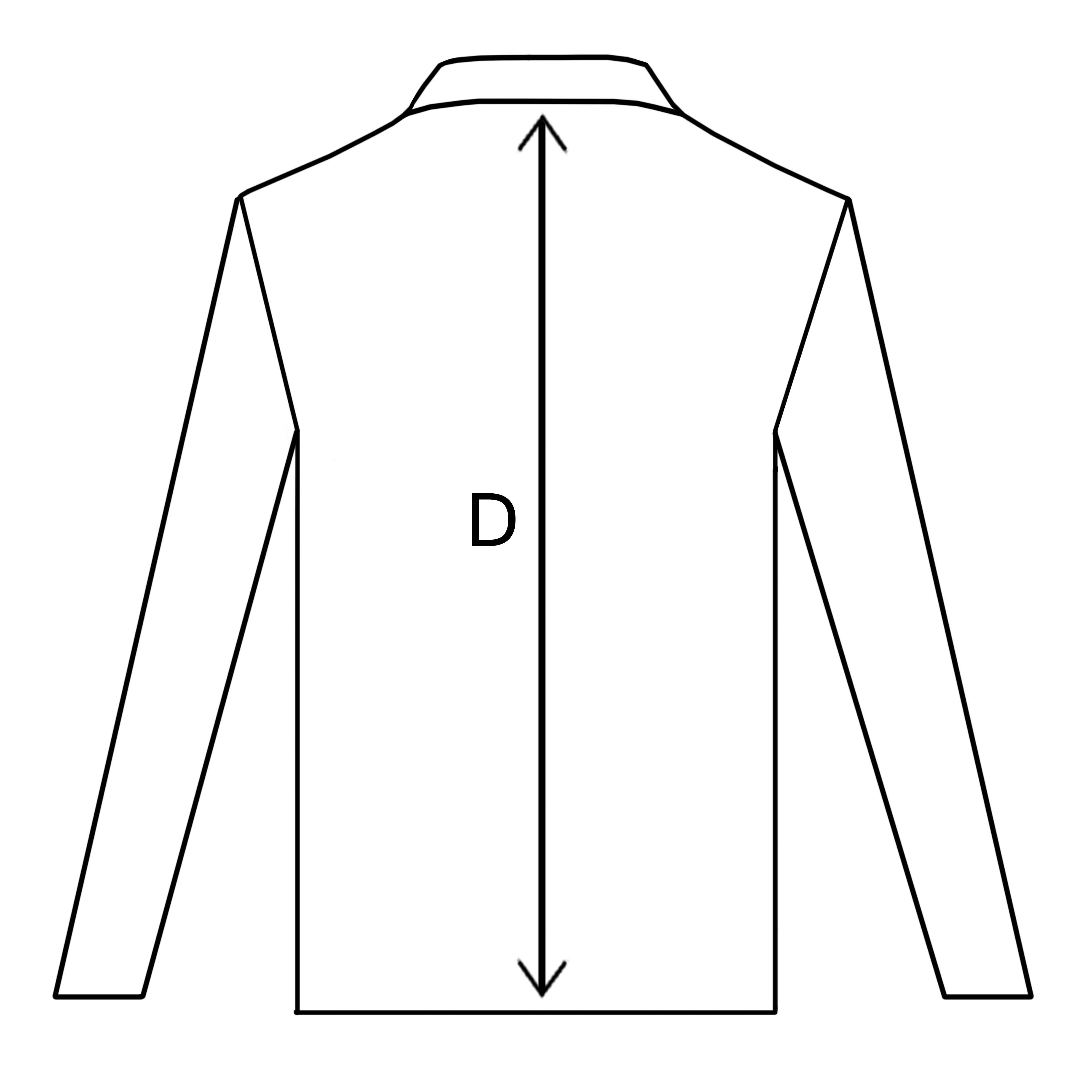 Velikosti pánských bund Feratt