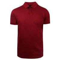 Červené polo tričko Feratt