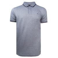 Pánské šedé polo tričko Feratt
