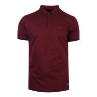 Pánská červená polo košile Feratt