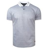 Polo tričko Feratt s bílým límečkem