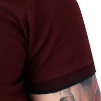 Detail zpracování rukávů u polo trička Curtis