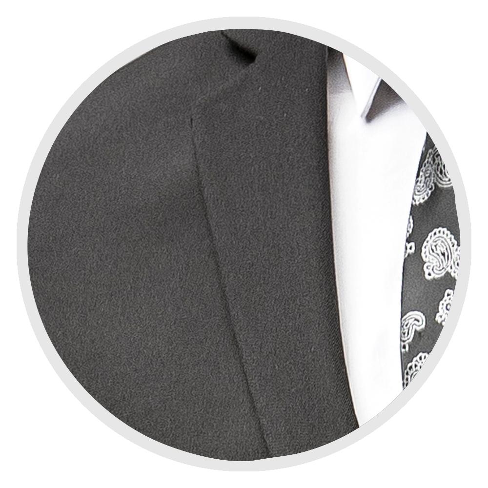látka použitá na pánský oblek Feratt
