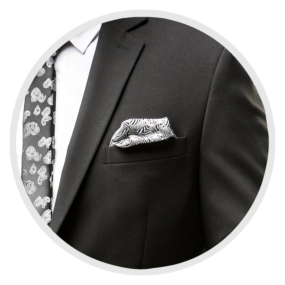 kapsa pánského obleku Feratt