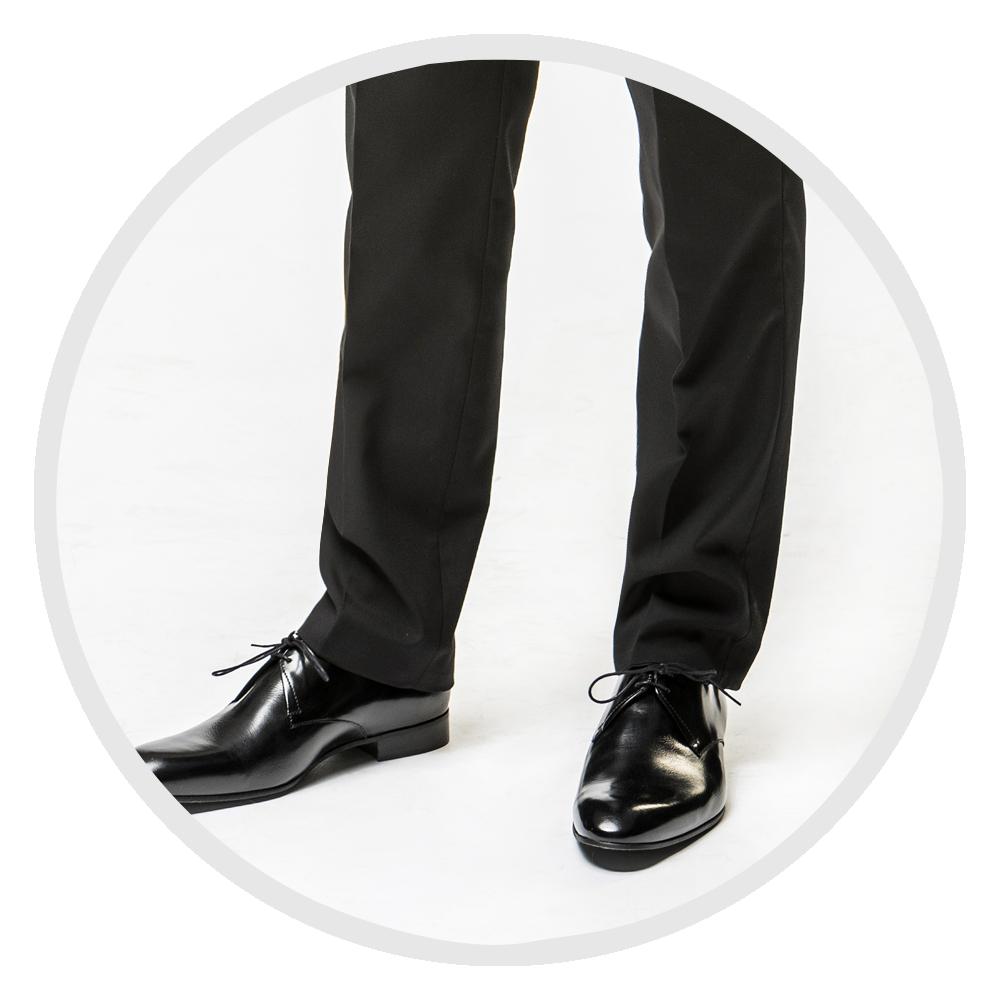 kalhoty pánského obleku Feratt