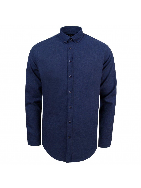 košile OWEN MODERN FIT modrá