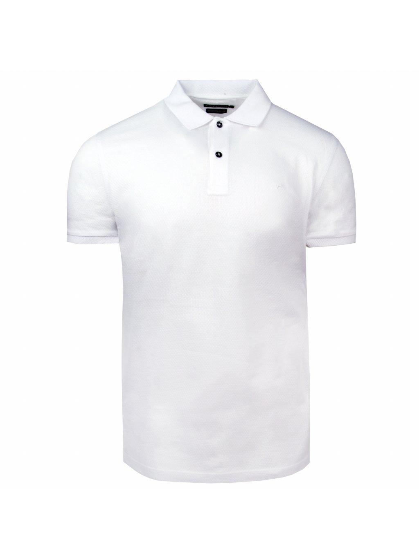 Pánská polo košile FERATT ASHLEY bílá