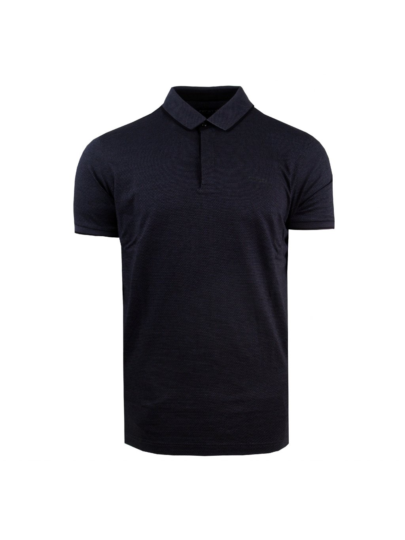 pánská polo košile FERATT CURTIS černá