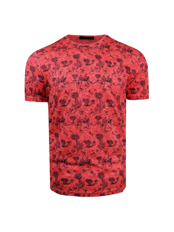 tričko ORLANDO červené