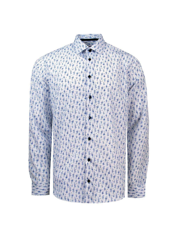 košile STEFANO 2 Sl. bílá m.