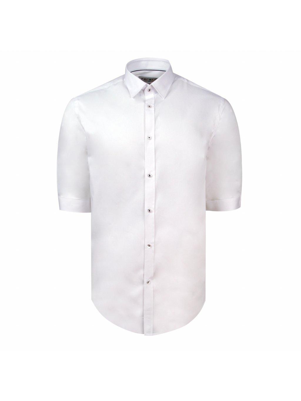 Pánská košile FERATT PATRICK Modern. bílá