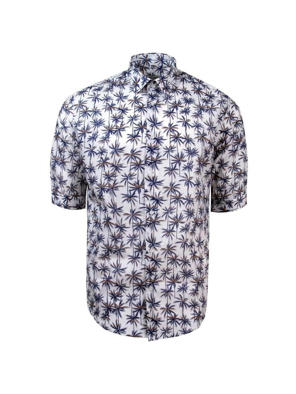 pánská košile FERATT MARCOS Modern bílomodrá