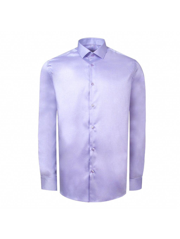 Pánská košile FERATT ENRICO Regular Fialová