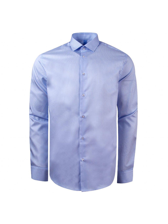 Pánská košile FERATT TOM modern světle modrá