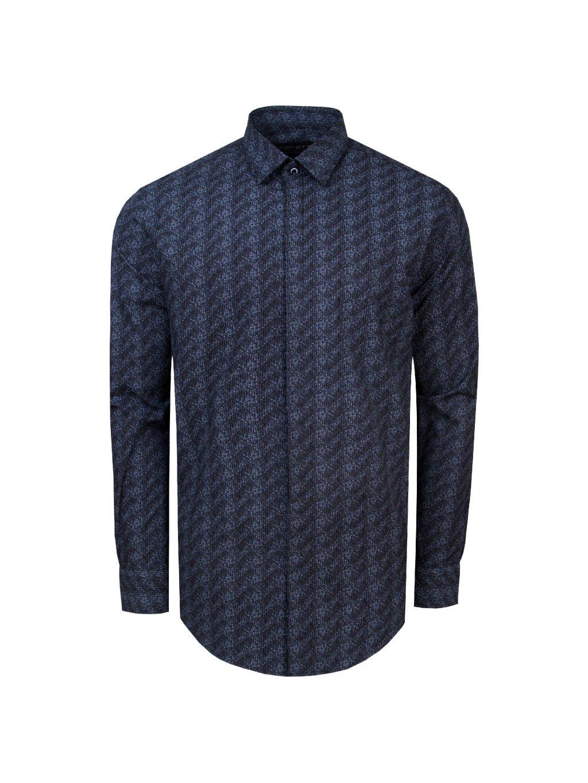 pánská košile FERATT MICHAEL II Modern černá