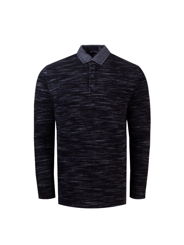 pánská polo košile FERATT PAOLO černá