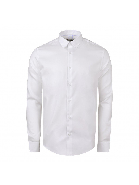 Pánská košile FERATT UBUHLE Modern bílá
