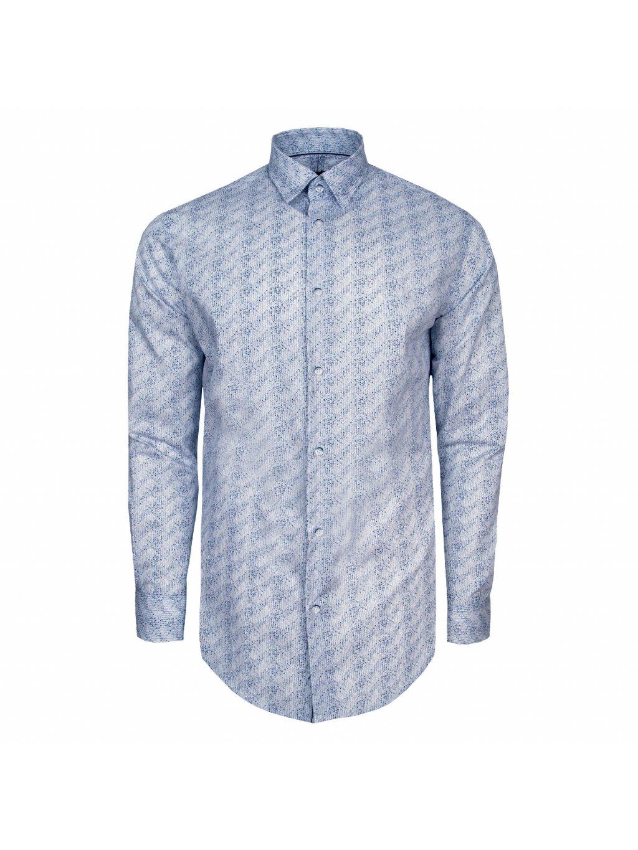 pánská košile FERATT MICHAEL Modern bílá m.