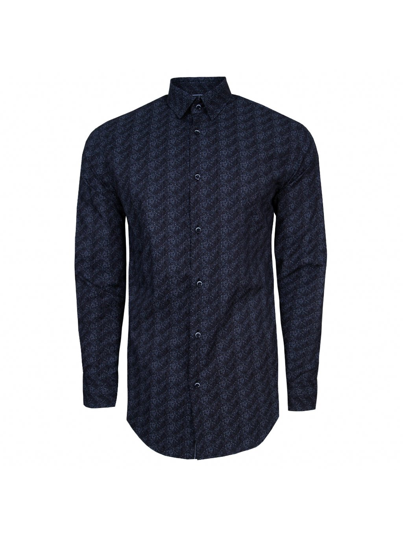 pánská košile FERATT MICHAEL Modern černá