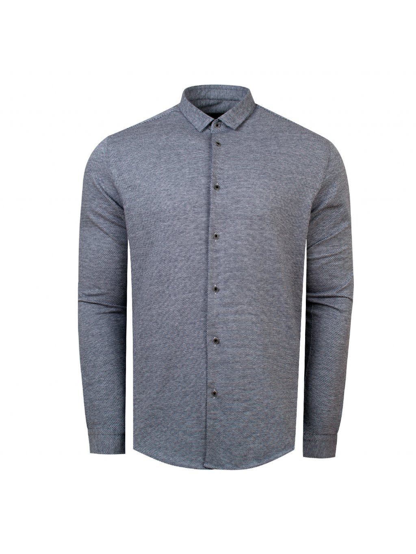 pánská košile FERATT CHARLIE Modern šedá