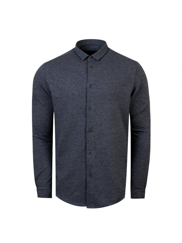 pánská košile FERATT CHARLIE Modern antracit