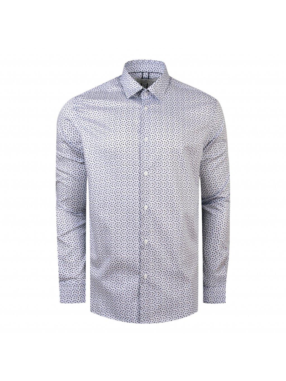 Pánská košile FERATT DARIO II Reg. šedá