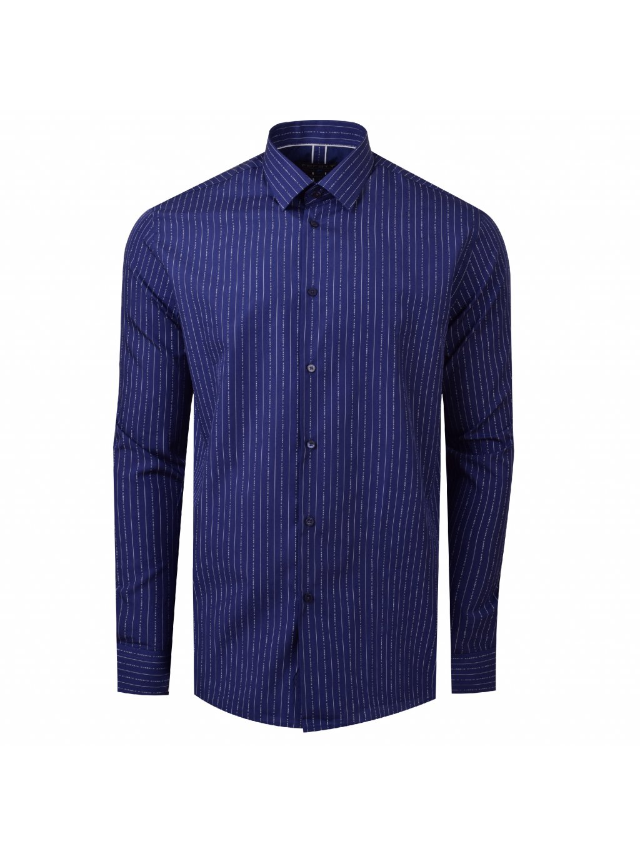pánská košile FERATT CLASSIC Reg. modrá