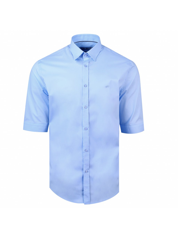 košile PATRICK Modern světle modrá