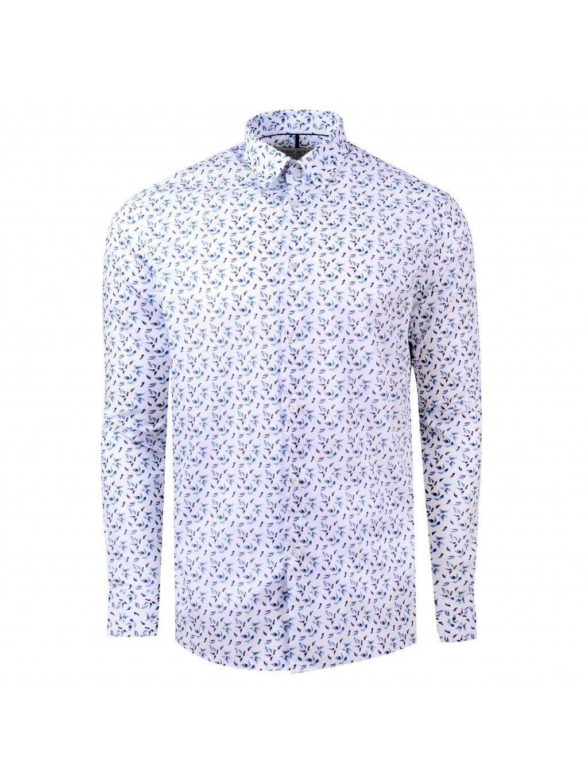 pánská košile FERATT FLEUR Regular bílá