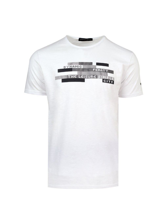 Tričko DYNAMIC bílé