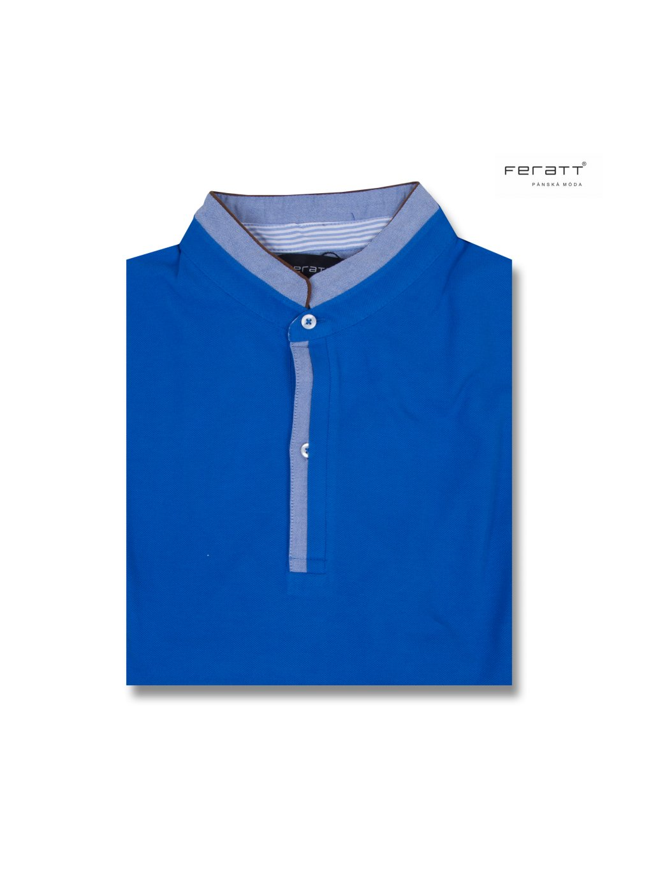 POLO Basic modré
