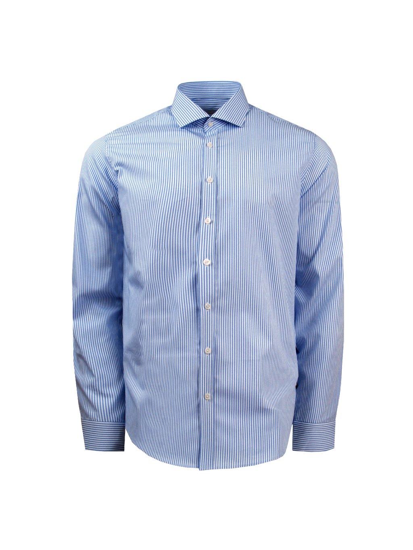 košile SEBASTIAN Slim fit sv. modrá