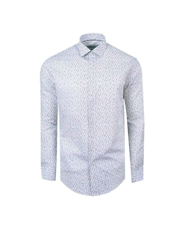 Pánská košile FERATT LOVE Modern bílá
