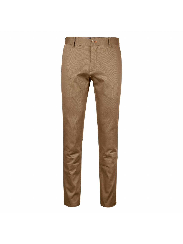 Kalhoty FILIPPO hnědé