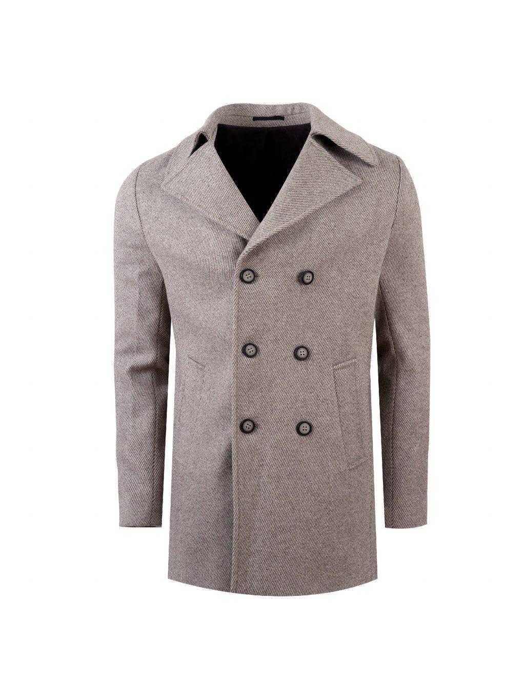 Pánský kabát STEFANO béžový
