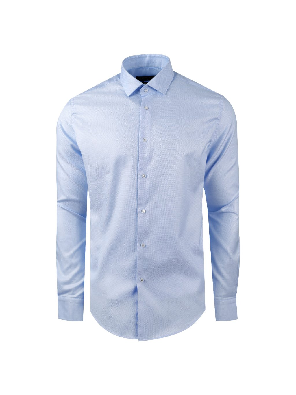 Pánská košile FERATT Jean Modern modrá