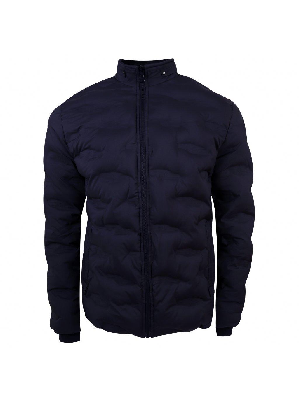 Pánská zimní bunda PAUL - modrá