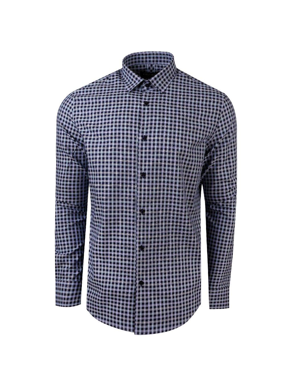 Pánská košile FERATT JOHN Slim modrá