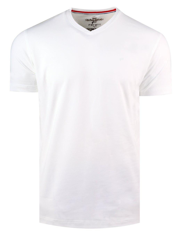 tričko KANSAS V bílé